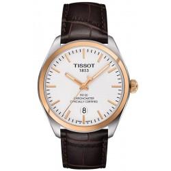 Orologio Uomo Tissot T-Classic PR 100 COSC Quartz T1014512603100