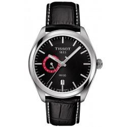 Orologio Uomo Tissot T-Classic PR 100 Dual Time T1014521605100